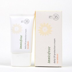 Kem chống nắng IN.NISFREE MILD daily UV protection cream SPF35