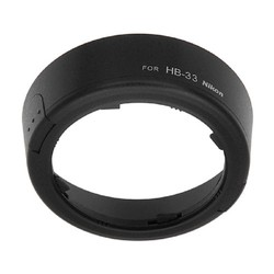 Loa che nắng HB 33 for Nikon 18-55mm f35-56G ED AF-S DX