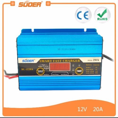 Bộ sạc bình ắc quy tự động 12V - 20A có màn hình LCD - 11026793 , 6262687 , 15_6262687 , 630000 , Bo-sac-binh-ac-quy-tu-dong-12V-20A-co-man-hinh-LCD-15_6262687 , sendo.vn , Bộ sạc bình ắc quy tự động 12V - 20A có màn hình LCD