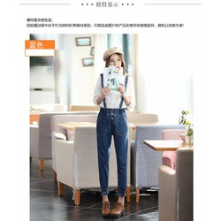 Quần Yếm Jeans Fashion Dạo Phố Y512