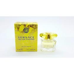 Nước hoa Nữ VERSACE Yellow Diamond EDT 5ml