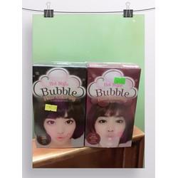 Dầu Gội Nhuộm Tóc Hot Style Bubble Hair Coloring