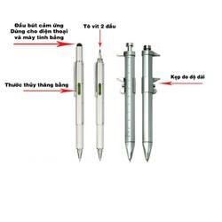 Combo 2 bút bi đa năng