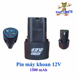 Pin máy khoan 12V 1500 mAh