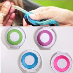 Phấn nhuộm tóc dạng hộp trang điểm 4 màu
