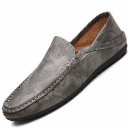 Giày lười da nam hot ZK9021
