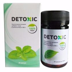 Cải thiện tiêu hóa tăng cường sức khỏe Detoxic 300g