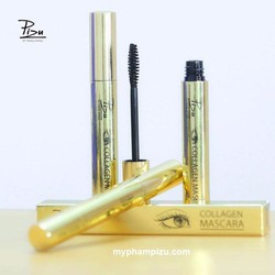 Collagen Mascara Pizu 15g - Hãng phân phối chính thức