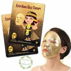 Mặt nạ vàng Skin Barista Egyptaura Gold Therapy Essence Mask