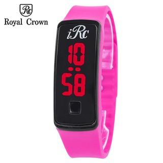 Đồng hồ Led unisex màu hồng - Lp1 thumbnail