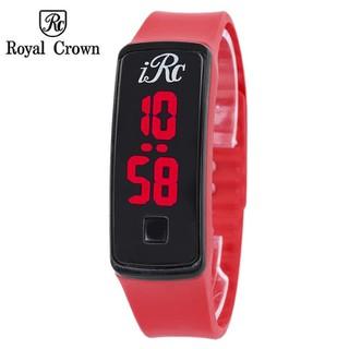 Đồng hồ Led unisex màu đỏ - led.r.1 thumbnail