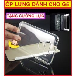 ỐP LƯNG SILICON G5