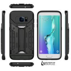 Ốp lưng Samsung Galaxy S7 Edge chống sốc Iron Man Ver 2