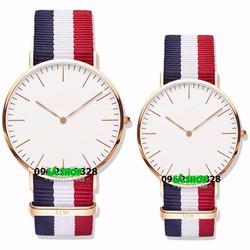 Đồng hồ đôi dây dù - 901