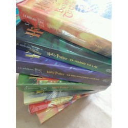 Trọn bộ Harry Potter 7 tập