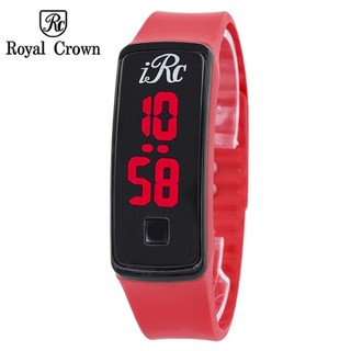 Đồng hồ Led unisex Royal Crown màu đỏ - Lr4 thumbnail