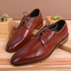 Giày Da Công Sở Cao Cấp SG063