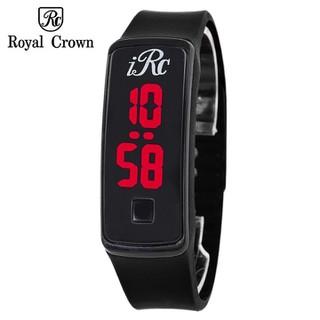 Đồng hồ Led unisex màu đen - Led.B.T thumbnail