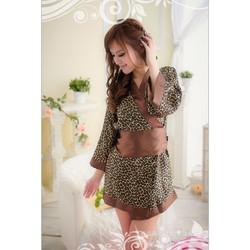 Đầm Ngủ Sexy Da Bao Nhật Bản - MS146