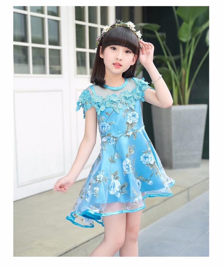 Đầm công chúa 5 đến 6 tuổi 7