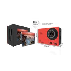 Camera hành trình Sjcam Sj4000 wifi Màn hình 2.0