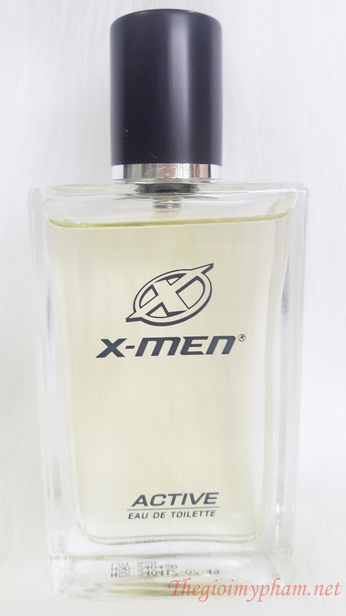 Nước Hoa X Men Active 50ml 1