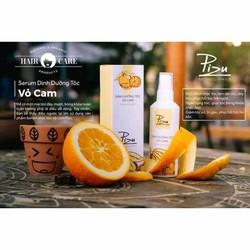 Serum mọc tóc Pizu chiết xuất vỏ cam - Hãng phân phối chính thức