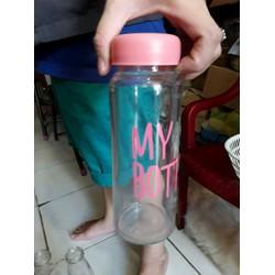 Chai thủy tinh My Bottle 500ml