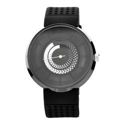 Đồng hồ nữ dây su mặt chống nước 01010013
