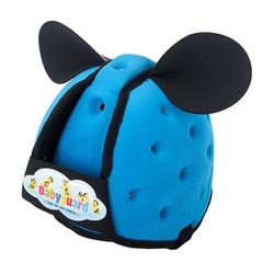 Nón bảo vệ đầu cao cấp cho bé Babyguard màu xanh coban