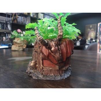 Gạt tàn chậu cây Orc House - ORC