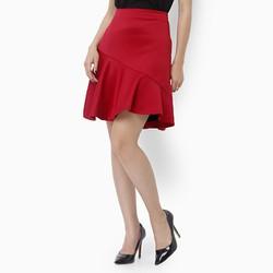 Chân váy đuôi cá màu đỏ size L