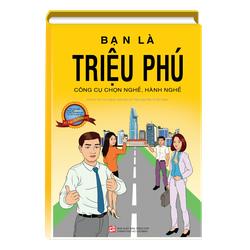 Bạn Là Triệu Phú - Công cụ Chọn Nghề, Hành Nghề ĐẦU TIÊN của Việt Nam
