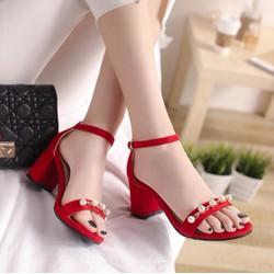 Giày cao gót cao cấp size 34-43 -W58-2