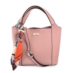 Túi xách ELLISE EL0224 màu hồng phấn