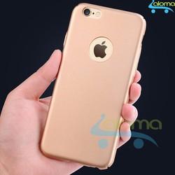 Ốp lưng nhựa cứng sành điệu chống va đập cho Iphone 7 Vàng
