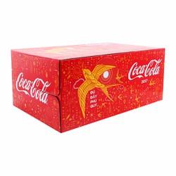 Nước ngọt Coca Cola thùng 24 lon x 330ml