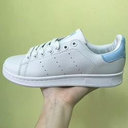 Giày da trắng nữ tính, nhiều màu