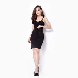 Chân váy ngắn công sở màu đen A35