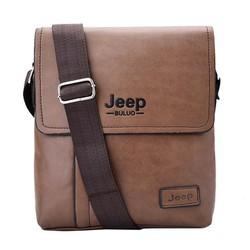 Túi đeo chéo đựng Ipad màu nâu