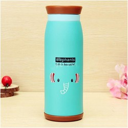Bình giữ nhiệt 500ml hình con chú voi Cute