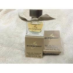 Nước hoa mini My Burberry EDP 5ml