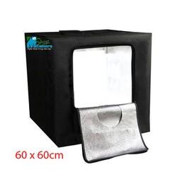 hộp chụp sản phẩm chuyên nghiệp có đèn led