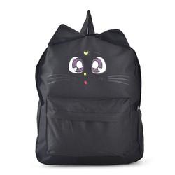 Ba lô tai mèo xinh xắn MS15 - đen