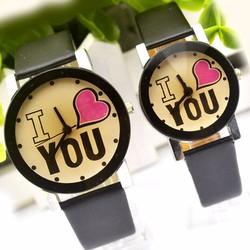 Đồng hồ đôi I Love You
