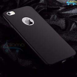 Ốp lưng nhựa cứng đen sang trọng sành điệu cho iphone 7 plus