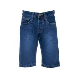 Quần shorts jeans nam xanh nhạt 052 size 29