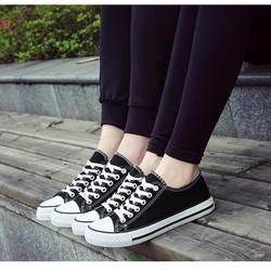 Giảm giá sốc chỉ 2 ngày giày vải thời trang học sinh 2017