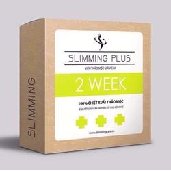 Thực phẩm chức năng giảm cân Slimming Plus 2 week - giảm cân tự nhiên