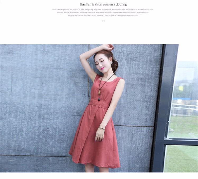 Đầm xòe Hàn nhập chuẩn dáng đẹp 10
